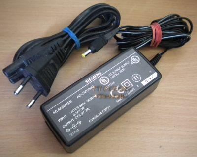 Siemens AD-C59200G AC Adapter C39280-Z4-C396-1* nt406