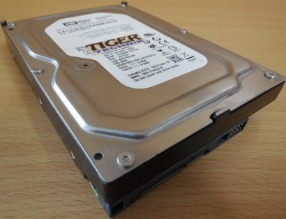 Western Digital WD RE3 WD3202ABYS-01B7A0 SATA 320GB HDD Festplatte* f626