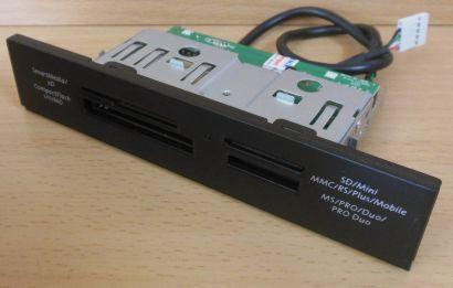 Compaq Presario SR5000 5070-2565 15-in-1 Kartenlesegerät schwarz* kl32