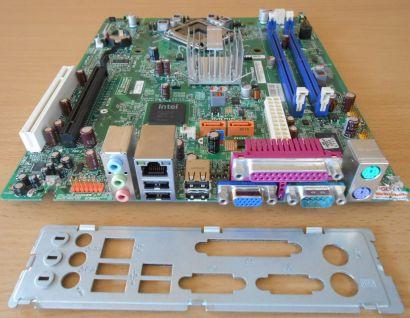 Lenovo L-IG41N Rev1.1 71Y6839 71Y8460 A58 Mainboard +Blende Sockel 775 DDR2*m765