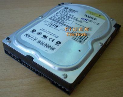 Western Digital Protege WD400EB-75CPF0 HDD IDE 40GB 3,5 Festplatte* f633