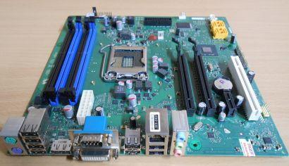 Fujitsu D3061-A13 GS1 Mainboard +Blende Sockel 1155 Intel Q65 Esprimo P700* m768
