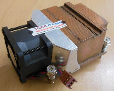 IBM Lenovo ThinkCentre S Serie SFF CPU Kühler Kupfer Foxconn Delta* ck296