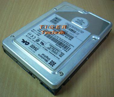 Western Digital Caviar 26400  Festplatte HDD ATA/IDE 6.4 GB (6448.6MB) 3,5 f206