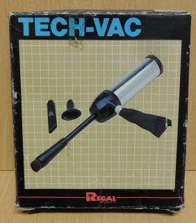 Tech Vac micro Vacuum cleaner für z.B. Tastaturen Kameras Computer uvm.* so724