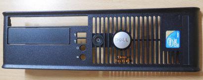 DELL Optiplex 760 SFF Gehäuse Front Blende MJ161 MJ133 745 755 780 520 620*pz376
