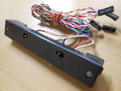 Cooler Master Power Schalter Leiste für Gehäuse *pz383