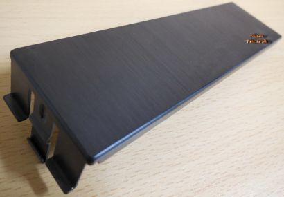 Cooler Master Gehäuse Laufwerk Abdeckung Blende Metall Schwarz *pz389