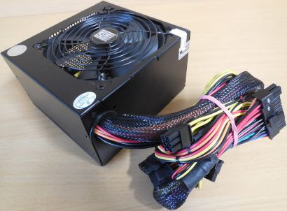 LC Power LC6450 V2.3 ATX 12V 80Plus Bronze 450 Watt PC Computer Netzteil* nt1426