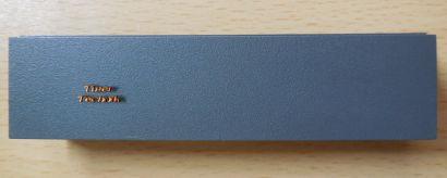Chieftec Floppy Kartenleserplatz Abdeckung 2FC-3500-CMXX-X Grau* pz395