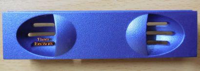 Chieftec Floppy Kartenleserplatz Abdeckung CT-B01F-CDDB Blau* pz397