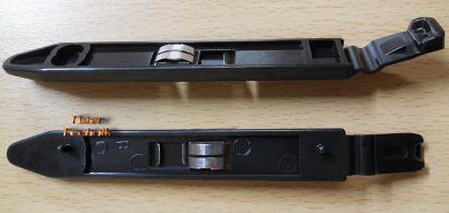 Chieftec Einbauschiene für Laufwerk Set 2xStück Schwarz* pz400