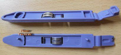 Chieftec Einbauschiene für Laufwerk Set 2xStück Lila* pz401