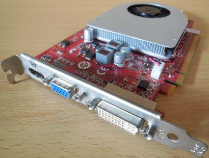 MSI N220GT MS-V202 ver1,0 1GB 128 Bit DDR3 PCI-E DVI VGA HDMI Grafikkarte* g341