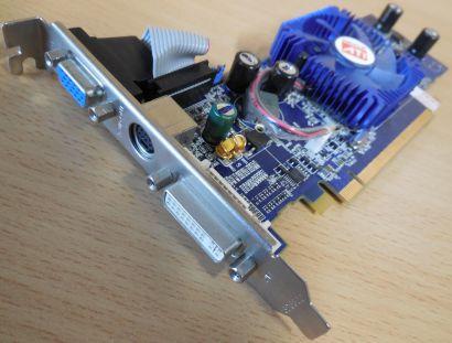 Sapphire Radeon X1600 SE 256M 64Bit DDR2 PCI-E VGA HDTV DVI-I Grafikkarte* g342