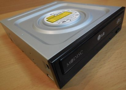 LG HL Data Storage GH24NS95 Super Multi DVD-RW Brenner SATA schwarz M Disc* L389