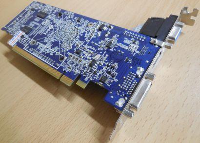 ATI Radeon HD4550 512MB DDR3 VGA DVI HDMI PCI-E 2.0 x16 PN 288-2E106-302ME* g344