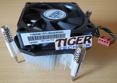 Lenovo ThinkCentre M81 Sockel 1155 usw FRU PN 03T9695 4-pin CPU Kühler* ck299