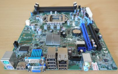 Dell Optiplex 790 SFF Mainboard 0D28YY Rev A00 Sockel 1155 Intel PCIe VGA* m793