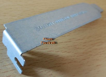 2 Stück Slotblech Slotblende Abdeckung Low Profil Desktop Gehäuse* bl52