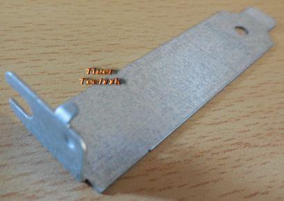 2 Stück Slotblech Slotblende Abdeckung Low Profil Desktop Gehäuse* bl53