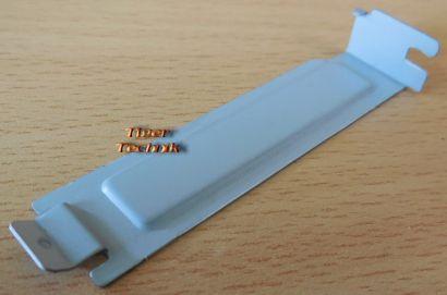 3 Stück Slotblech Slotblende Abdeckung Low Profil Desktop Gehäuse* bl57