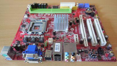 MSI P6NGM MS-7366 Ver1.0 Mainboard Sockel 775 PCIe SATA DDR2 7.1ch DVI VGA* m806