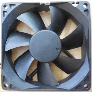 AVC DS09225S12H-009 HP dx2300 und baugleich 3-pol 0.41A 92mm Gehäuse Lüfter*GL75