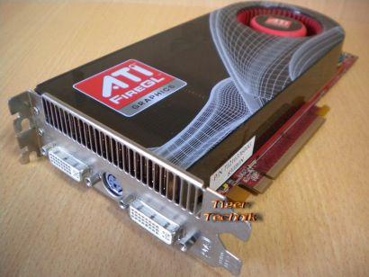 ATI FireGL V7600 R600GL 512MB 256 Bit GDDR4 PCI-E x16 Dual DVI 3D Brille* g346