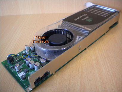 NVIDIA Quadro FX 5600 1,53GB 1536MB 384Bit GDDR3 PCI-E x16 Dual DVI 3pinDin*g348