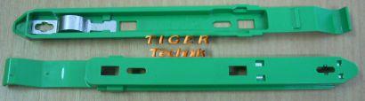 DELL Optiplex 995EM 26PNP Einbauschienen für Festplatten HDD 3,5 Grün* pz418
