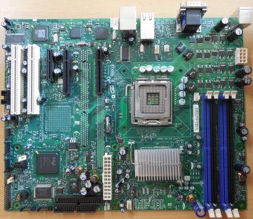Intel Entry Server Board SE7230NH1-E Mainboard+Blende Sockel 775 Dual GBLAN*m810