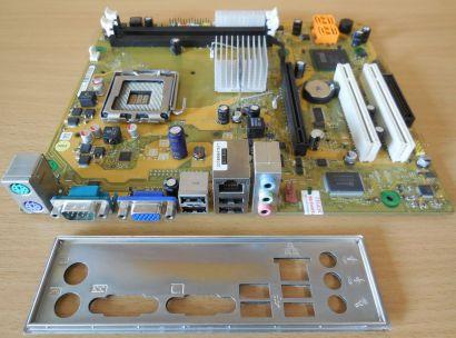 Fujitsu Esprimo P2540 D2840-A11 GS2 Mainboard +Blende G41 Sockel 775 DDR2* m812