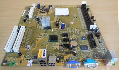 Fujitsu Esprimo P2410 D2560-A22 GS2 Mainboard +Blende AMD Sockel AM2 DDR2* m817