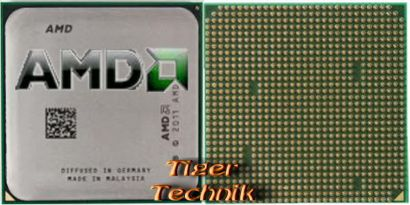 CPU AMD Athlon II X4 610e AD610EHDK42GM Quad Core 2x2.4GHz Sockel AM3 AM2+* c544