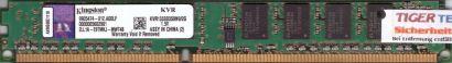 Kingston KVR1333D3S8N9 2G PC3-10600 2GB DDR3 1333MHz 9905474-012 A00LF RAM* r392