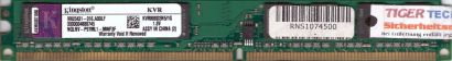 Kingston KVR800D2N5 1G PC2-6400 1GB DDR2 800MHz 99U5431-016 A00LF RAM* r397