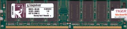 Kingston KFJ2813 512 PC-2700 512MB DDR1 333MHz 9905216-003 A03 RAM* r398
