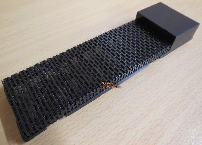 Cooler Master Laufwerkplatz Abdeckung Gehäuseblende Metall Gitter Schwarz* pz433