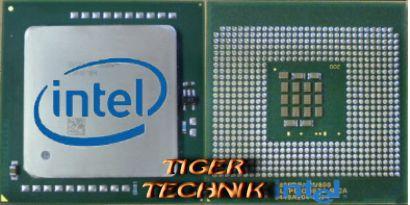 CPU Prozessor Intel Xeon SL7ZE 3.2GHz 800MHz FSB 2MB Cache Sockel 604* c552