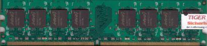 MemorySolutions MS1024FSC170 PC2-3200 1GB DDR2 400MHz S26361-F2887-L114 RAM*r408