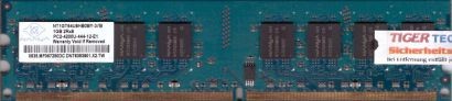 Nanya NT1GT64U8HB0BY-37B PC2-4200 1GB DDR2 533MHz Arbeitsspeicher RAM* r416