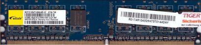 Elixir M2Y51264TU88A4B-3C PC2-5300 512MB DDR2 667MHz Arbeitsspeicher RAM* r421