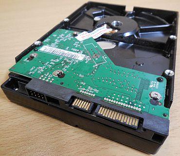 Western Digital Caviar Blue WD1600AAJS-60M0A0 SATA 160GB HDD Festplatte* f660