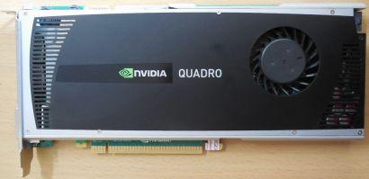 nVIDIA Quadro 4000 HP DPN 038XNM 2GB 256 Bit GDDR5 PCIe 2.0 x16 2x DP DVI* g353