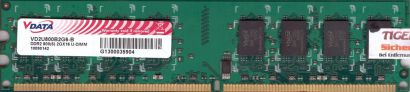 VData VD2U800B2G6-B PC2-6400 2GB DDR2 800MHz Arbeitsspeicher RAM* r434