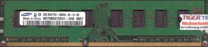 Samsung M378B5673EH1-CH9 PC3-10600 2GB DDR3 1333MHz Arbeitsspeicher RAM* r438
