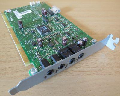 COMPAQ Premier Sound X071 CNT75MXZ47 ES189 Audio Featur Board ISA Soundkarte*s61