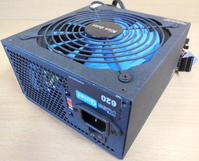 Kiss Quiet 620 KS-620W PC Computer 620W Netzteil* nt15