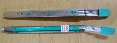 Chenbro Gaming Bomb PC61069-55A Einbauschiene für Floppy Kartenleser Grün* pz442